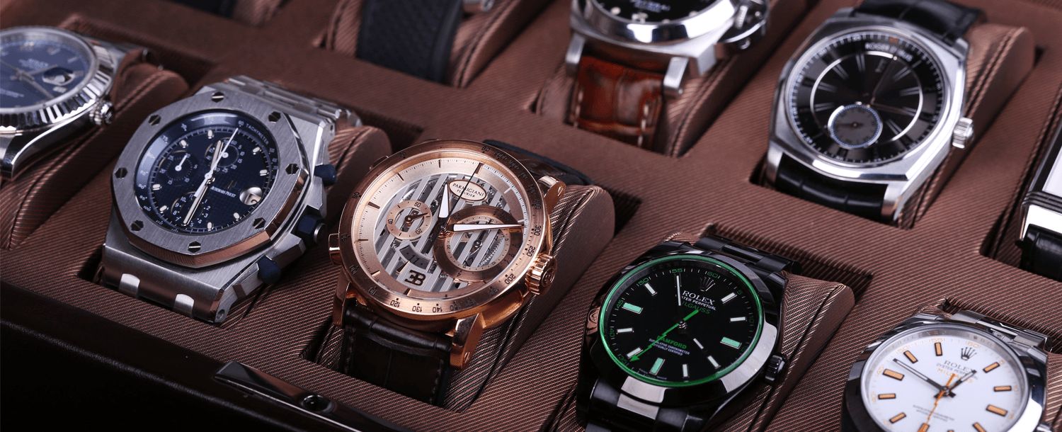 Luxury Watch Collectors Club