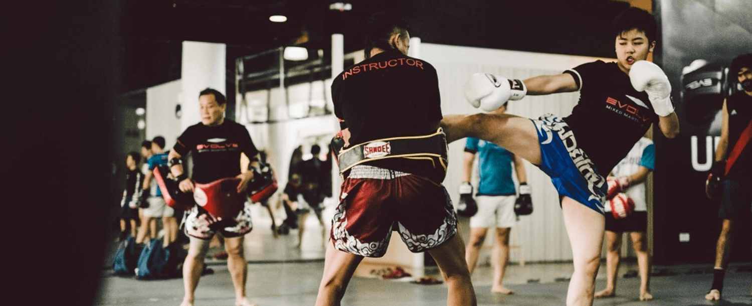 how to start my own mauy thai brand