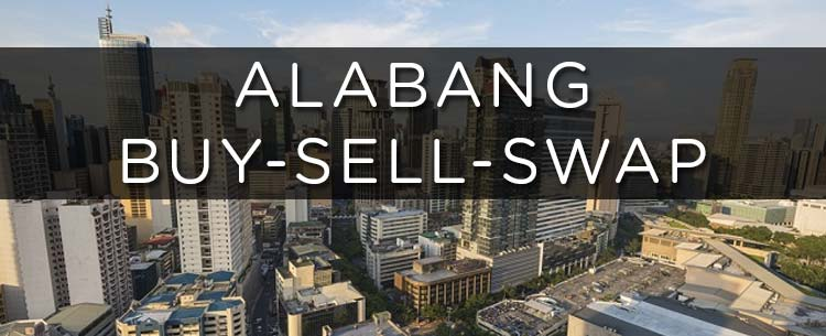 Alabang Buy-Sell-Swap