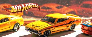 Hotwheels 車仔玩具