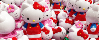 Hello Kitty Collectors
