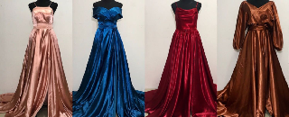 Gowns For Rent/Sale