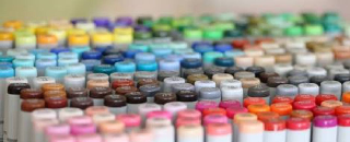 Arts, crafts & stationery supplies!