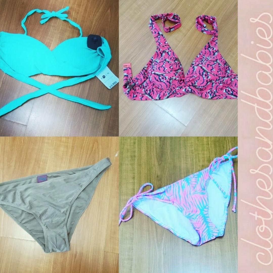 HTP Clothes and bikini 👙 all under P400. Visit my page @clothesandbabies