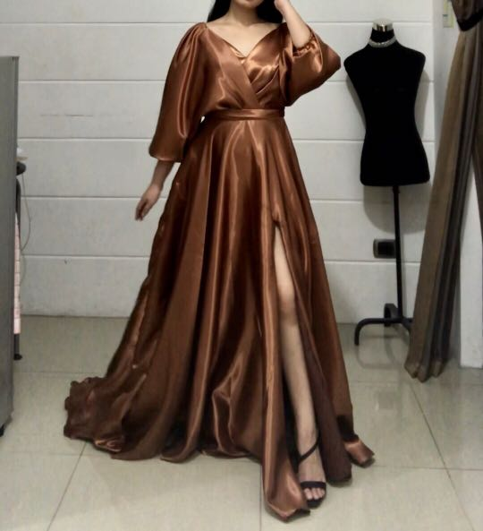 Award-winning Long Gowns for RENT