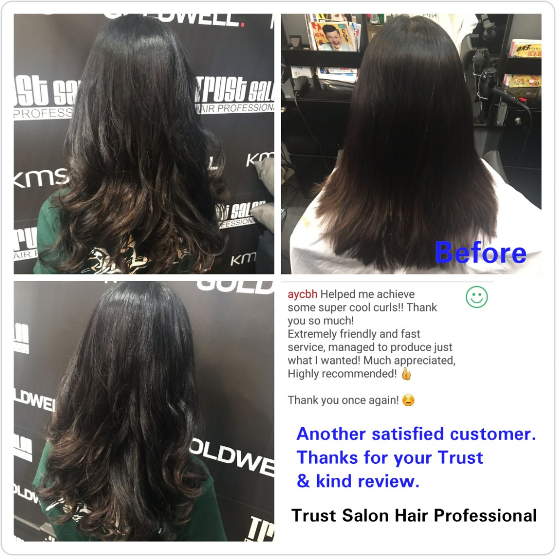 Senior Stylist hair cut,color,highlights,rebonding,perming,scalp