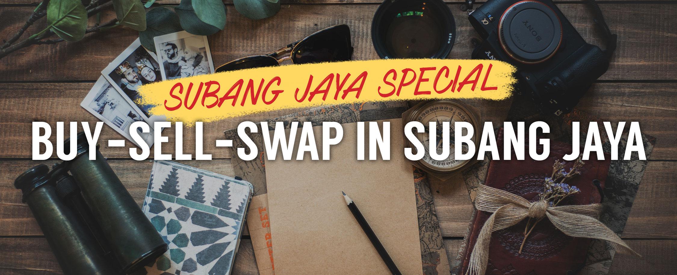 Subang Jaya Buy-Sell-Swap