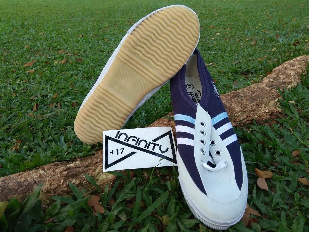 100 Original New Kodachi Shoes 8112 Navy Sepatu Unisex