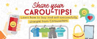 Carousell Pro-Tips