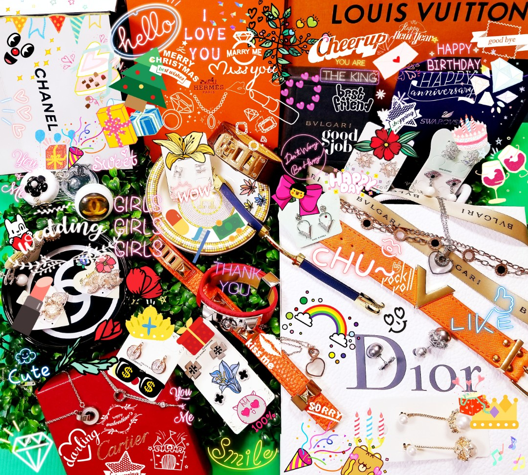 VS pouches on my page!