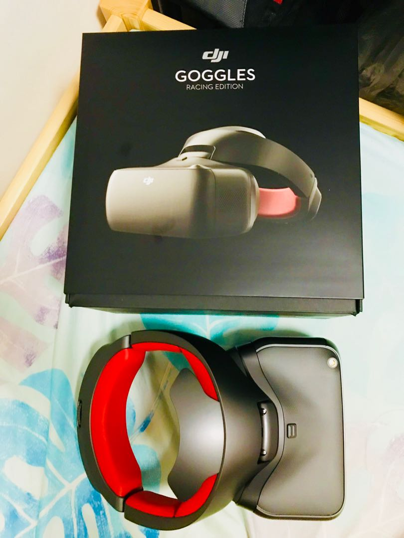 Selling my extra DJI Google race edition for $650