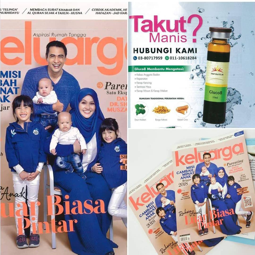 Gluco 8 your blood sugar level stabilizer RM168