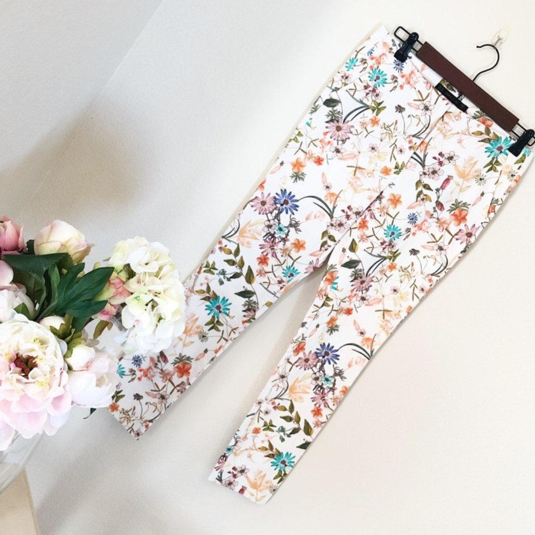 Looking for Zara floral pants