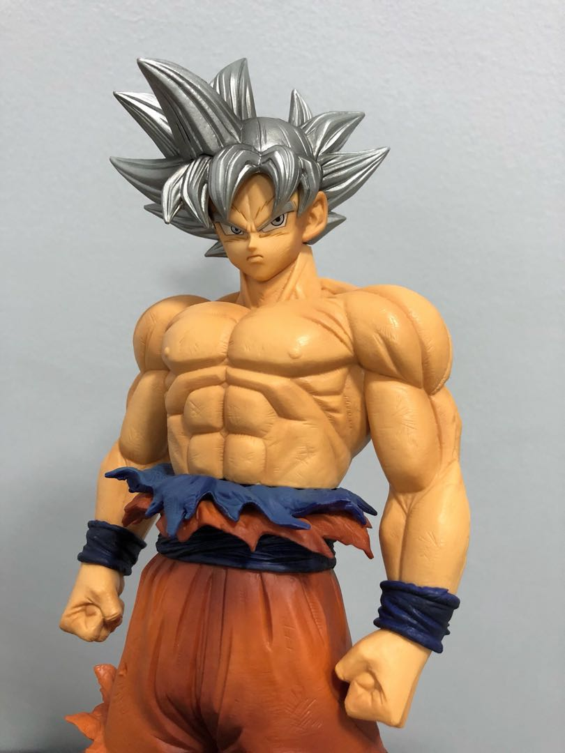 Banpresto Grandista Dragon Ball Super Goku Ultra Instinct