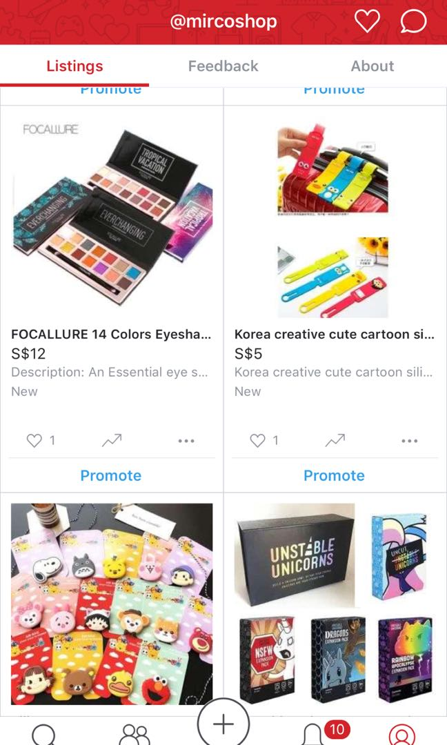 🌟NEW PRODUCTS FROM MIRCOSHOP‼️🌟