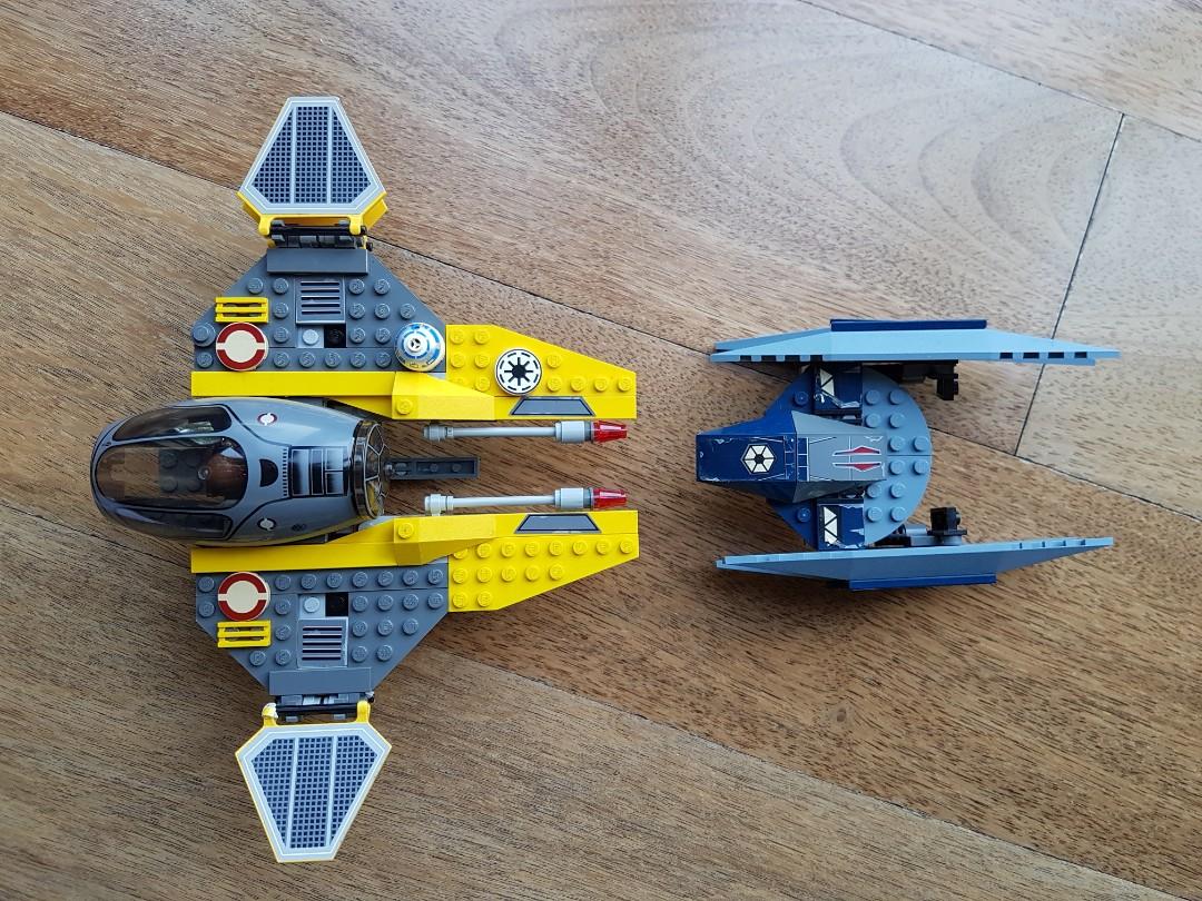 Starwars lego spaceship