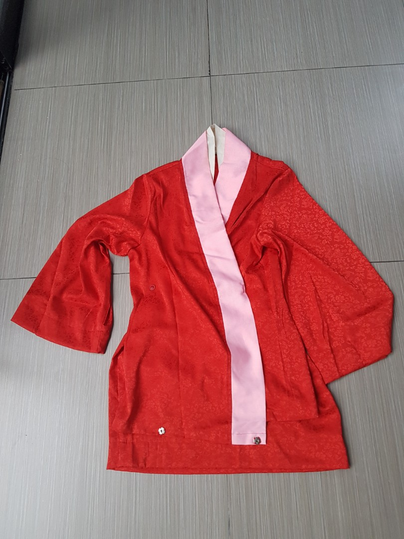 Cosplay Gintama Kagura costume