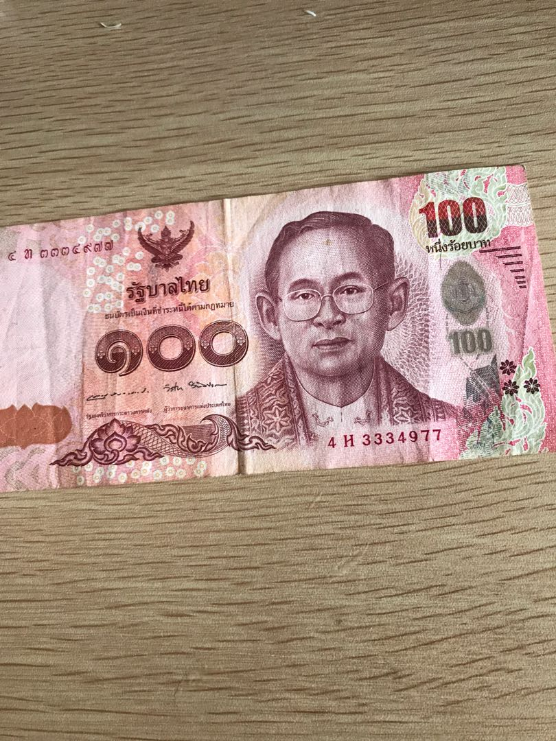 Anyone know what country this money belong to