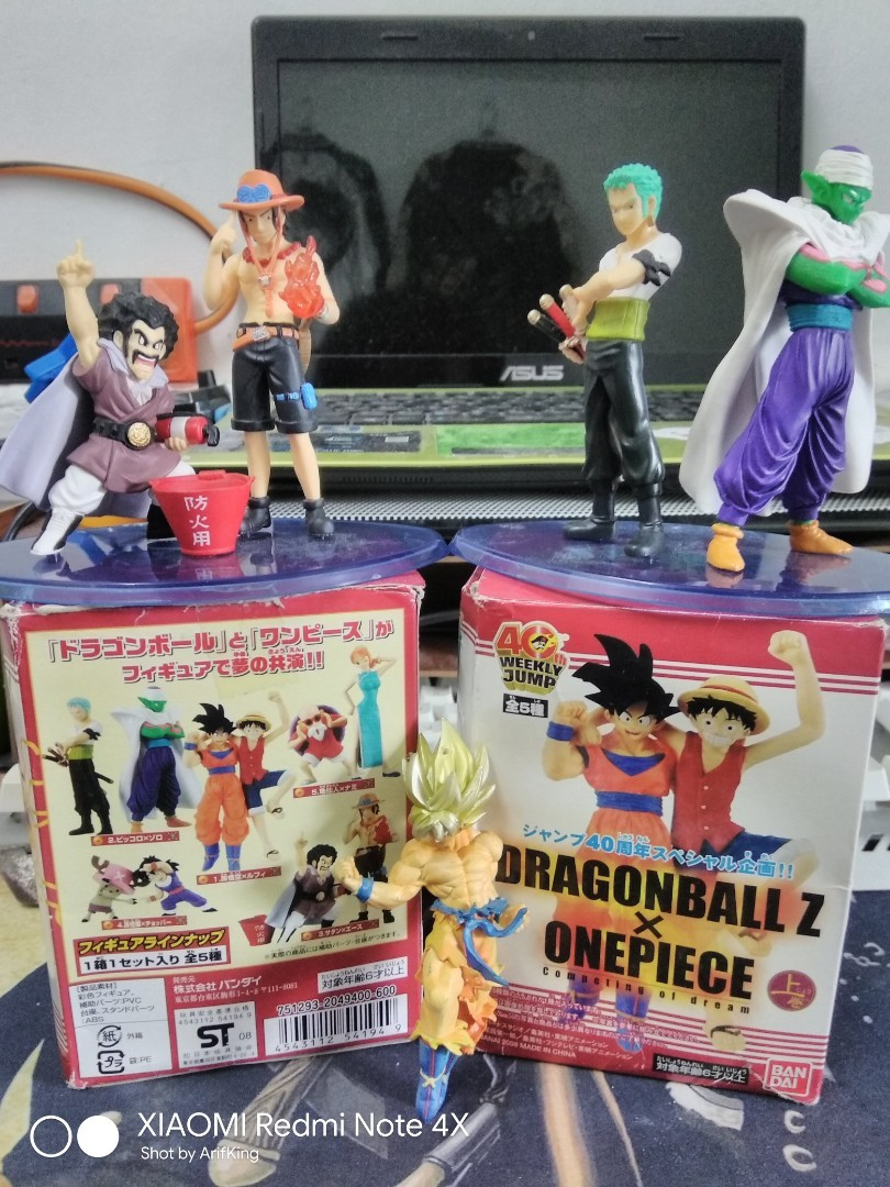 One Piece Figure & T Shirt