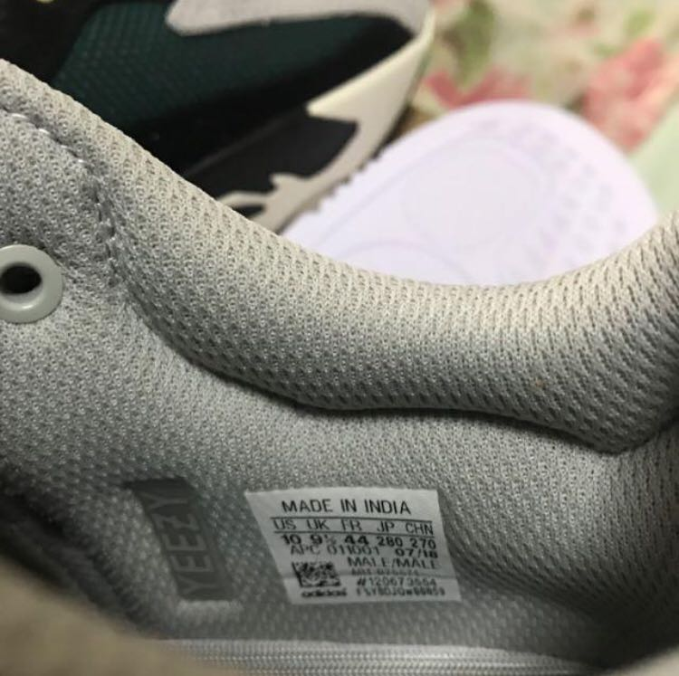 Pls help LC this pair of yeezy 700 wave runner , thanks !