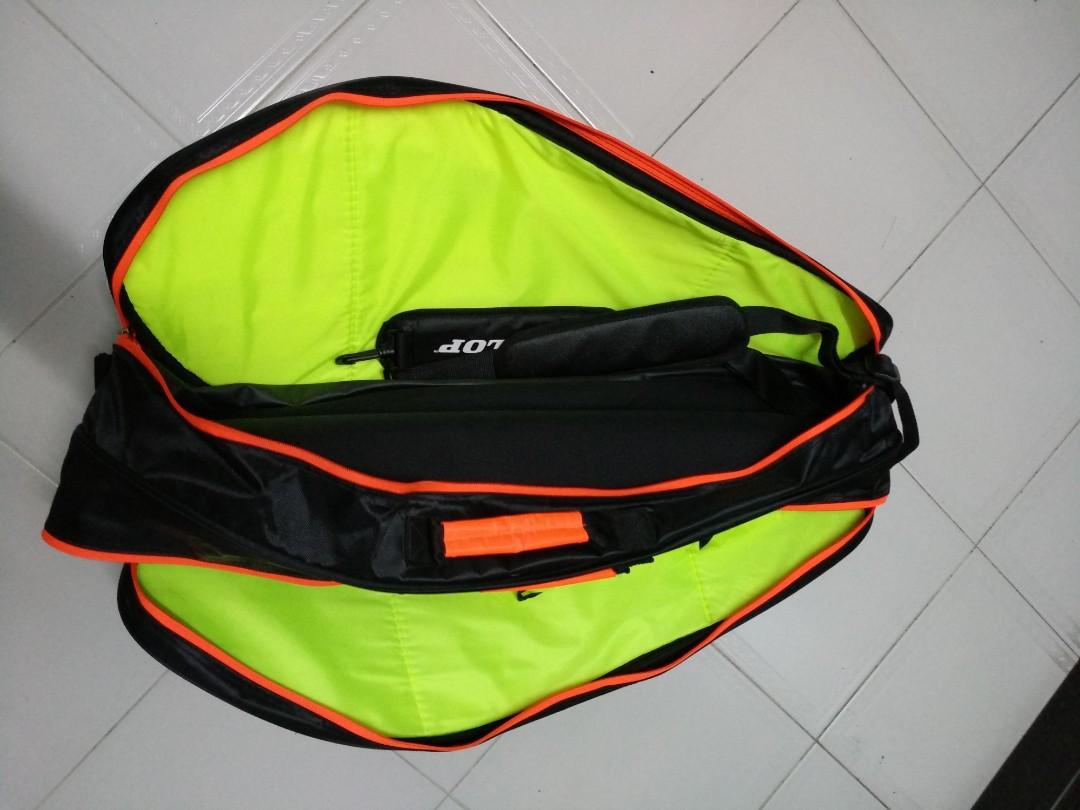 badminton bag for sale.