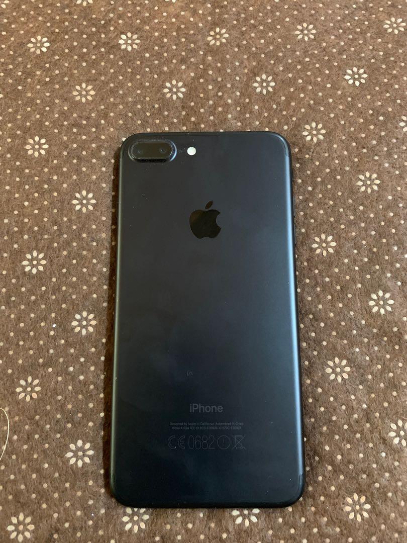 Iphone 7plus 128gb untuk dilepas kan