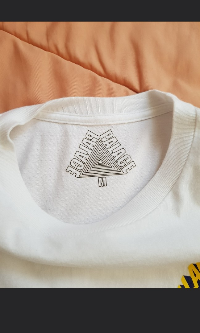 wts/wtt palace p3d tee white size M