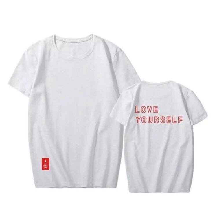 [wts] love yourself tour unofficial shirt