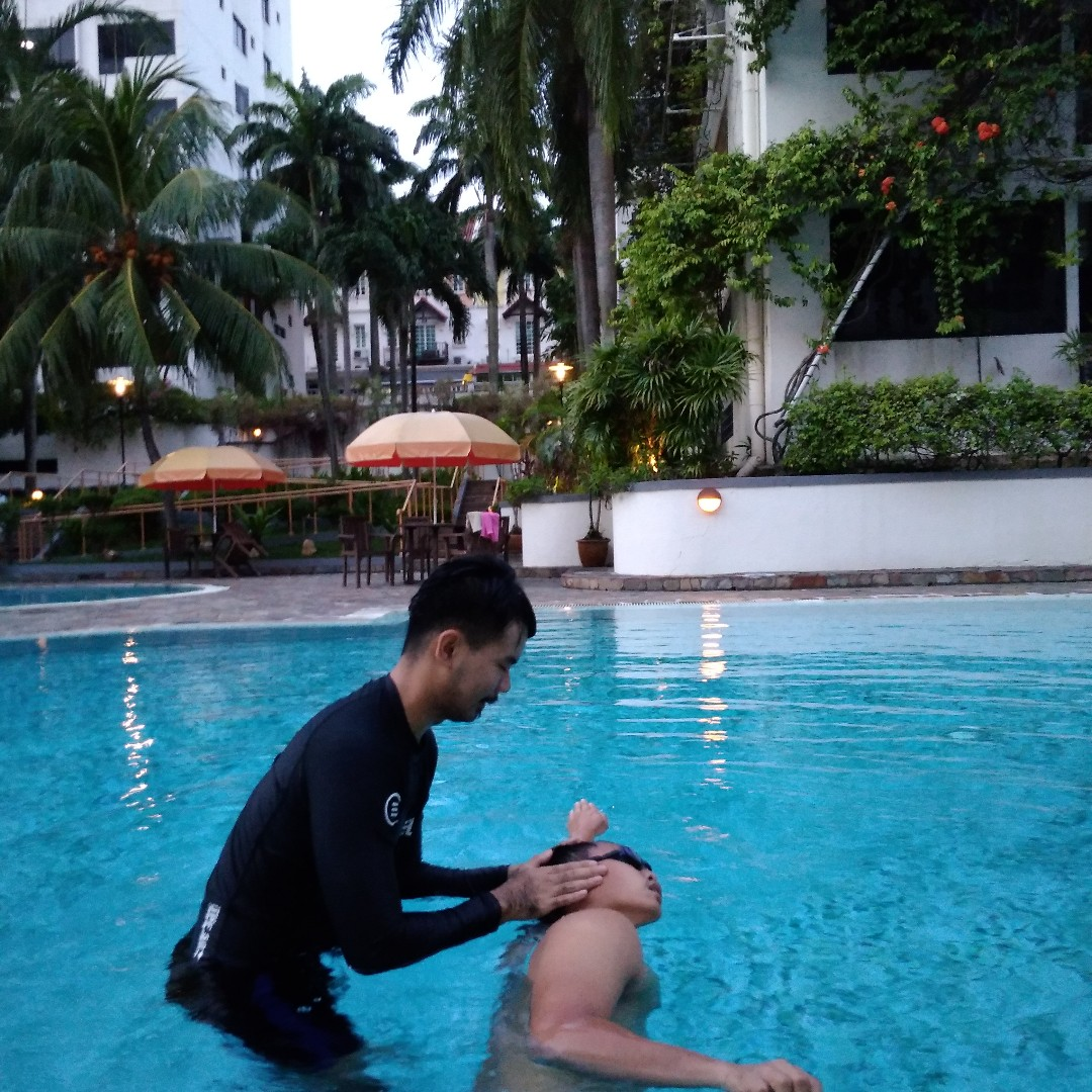Learn to SWIM and make your DAY!
