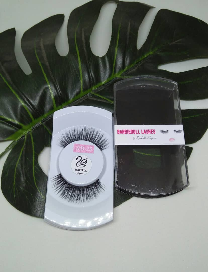 barbiedoll lashes by syakiella empire