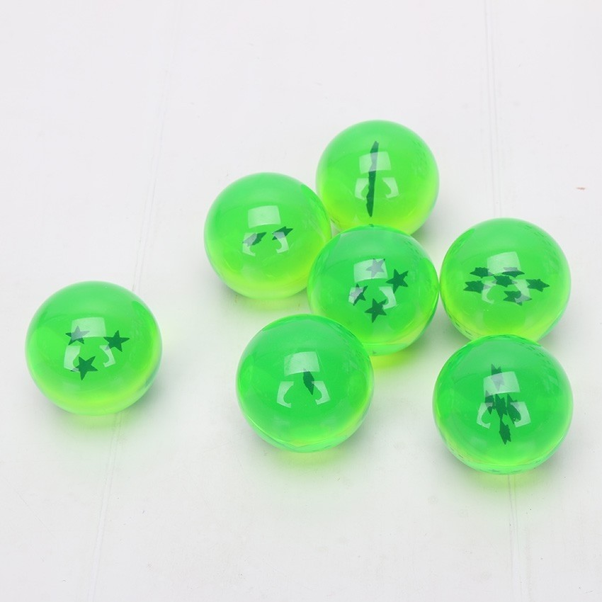 Dragon ball Z Shenron + 7pcs resin ball
