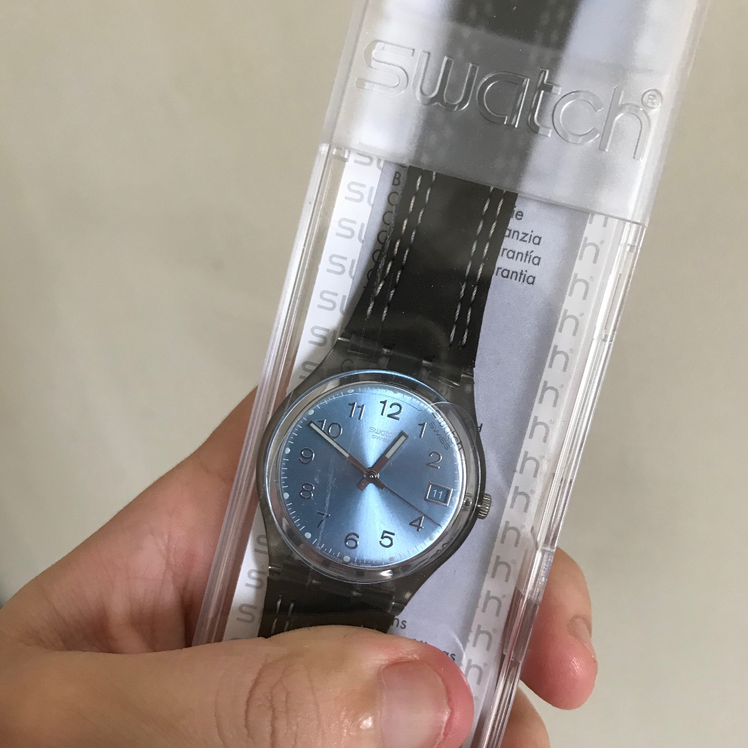 New Authentic Swatch Watch (RM100)