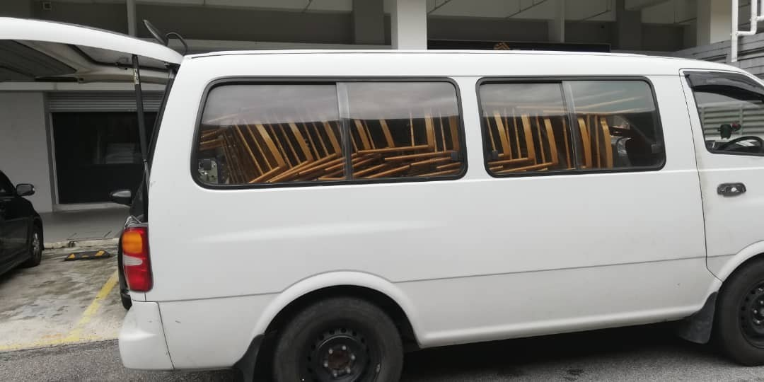 transport, mover, pindah rumah office, bike towing motor, sofa ikea meja mattress