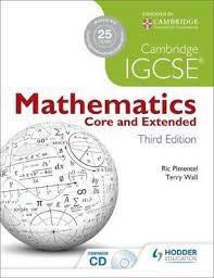 Cambridge IGCSE Core and Extended Third Edition