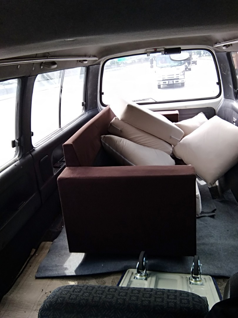 mover, angkut motor sofa drawer cabinet transport mover