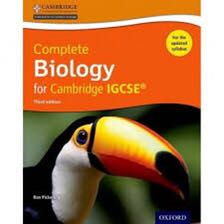 Complete Biology for Cambridge IGCSE Student Book Third Edition