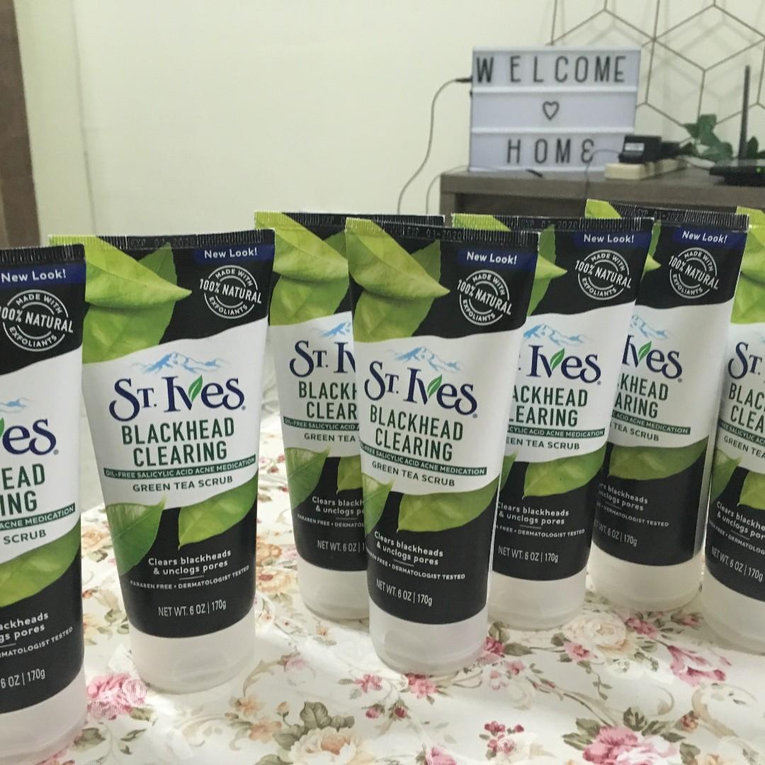 ST IVES GREENTEA RM20
