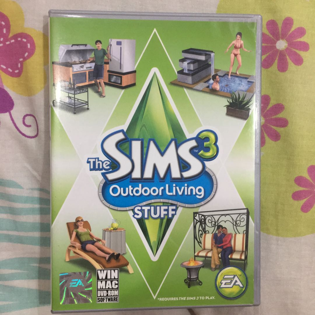 SELLING SIMS 3 EXPANSION PACKS!