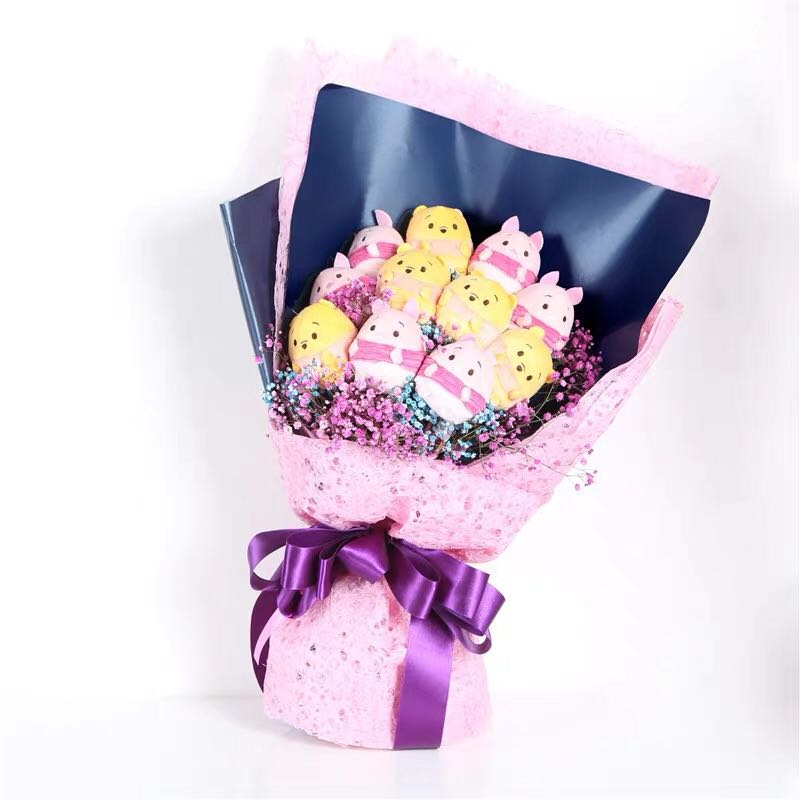 Customise Soft Toy Bouquet