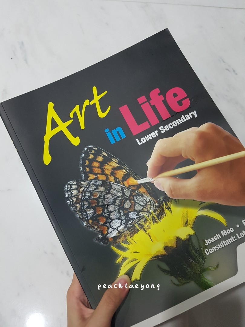 Art in life book