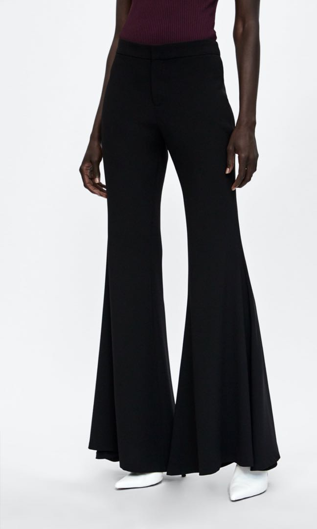 Looking for zara Bell Bottom Trouser