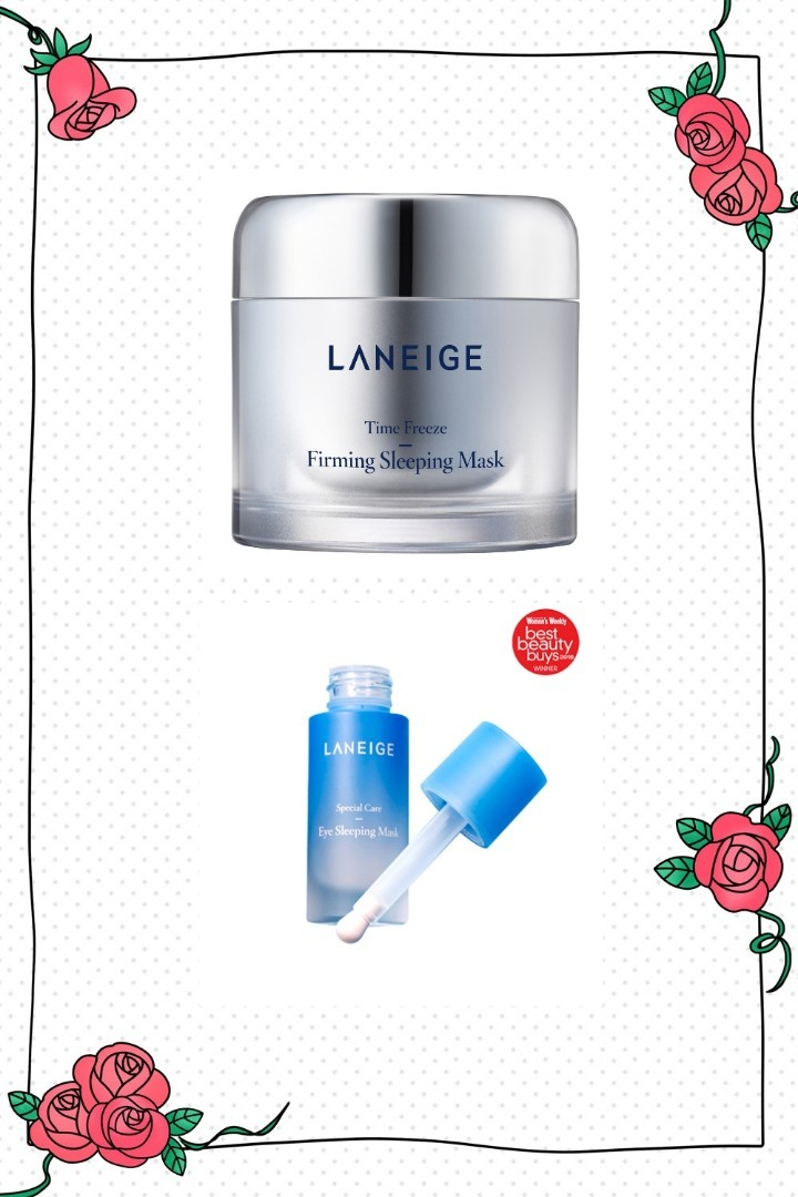 BRAND NEW & AUTHENTIC LANEIGE SKINCARE PRODUCTS