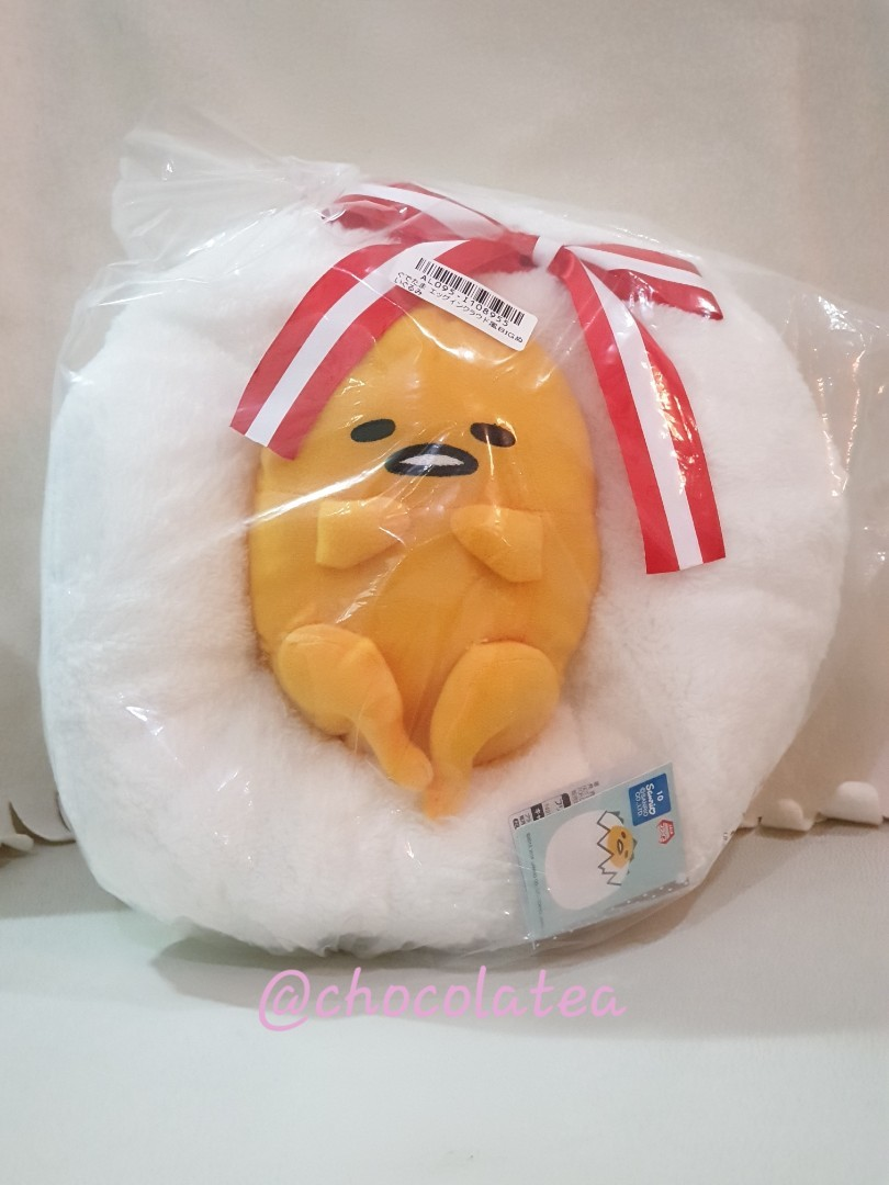 [IN-STOCK] Authentic Gudetama from Japan