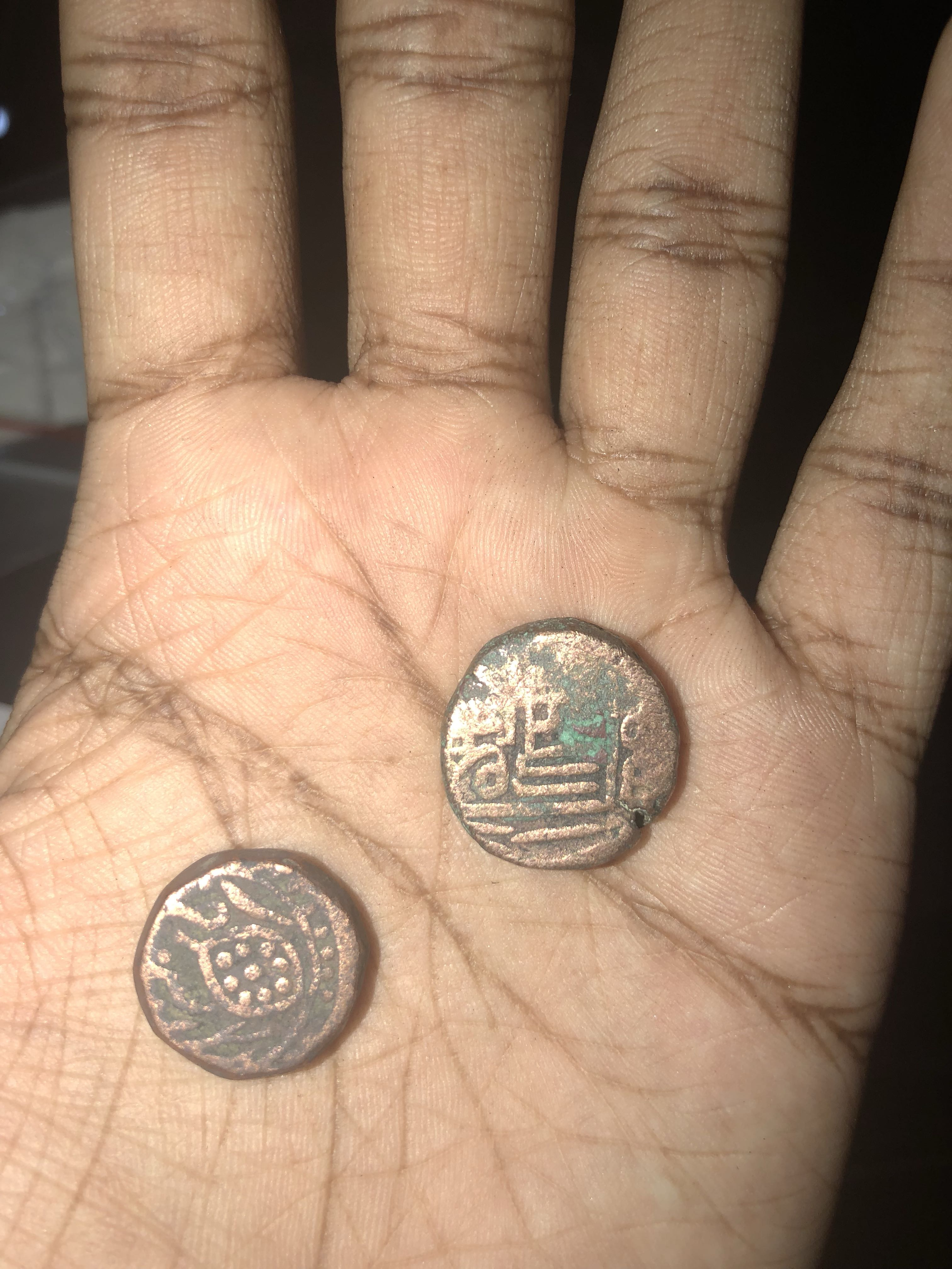 How much is this Rare Arabic coin worth ?