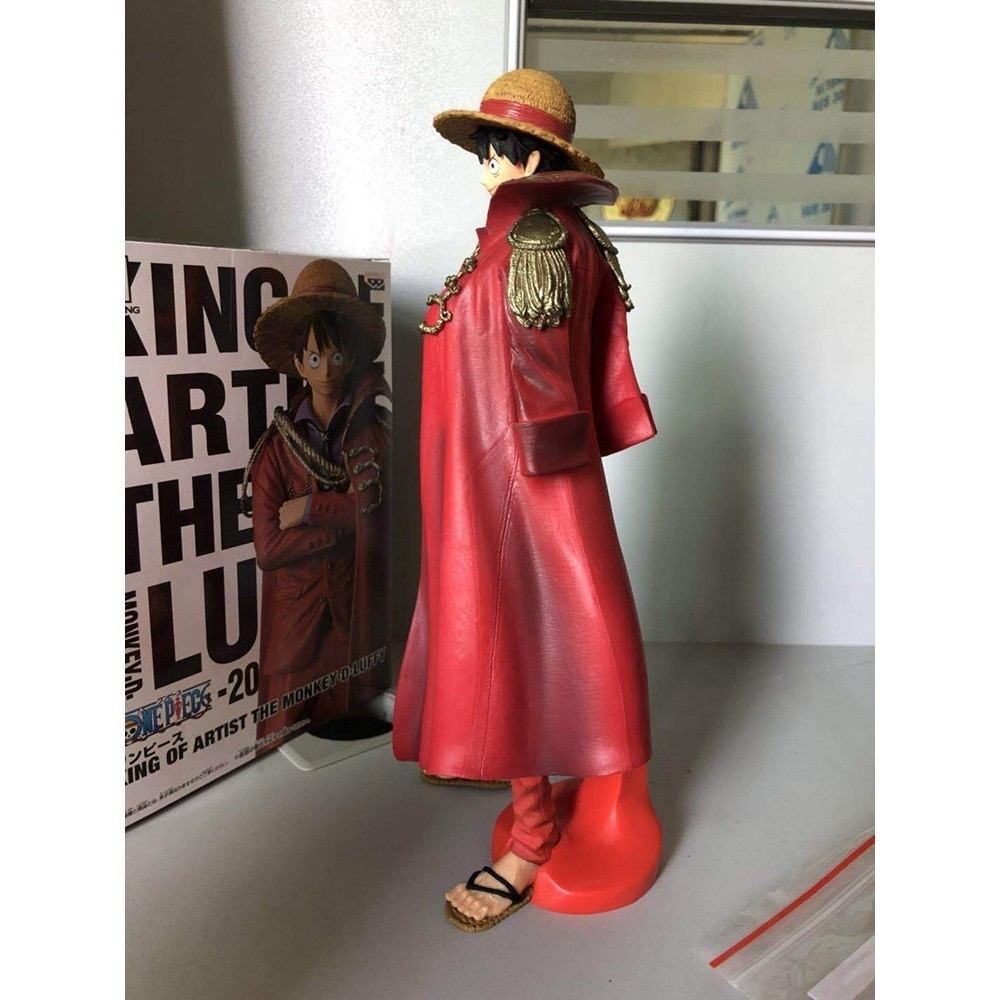 Ready Stock One Piece Luffy KOA 20th Anniversary + free poster