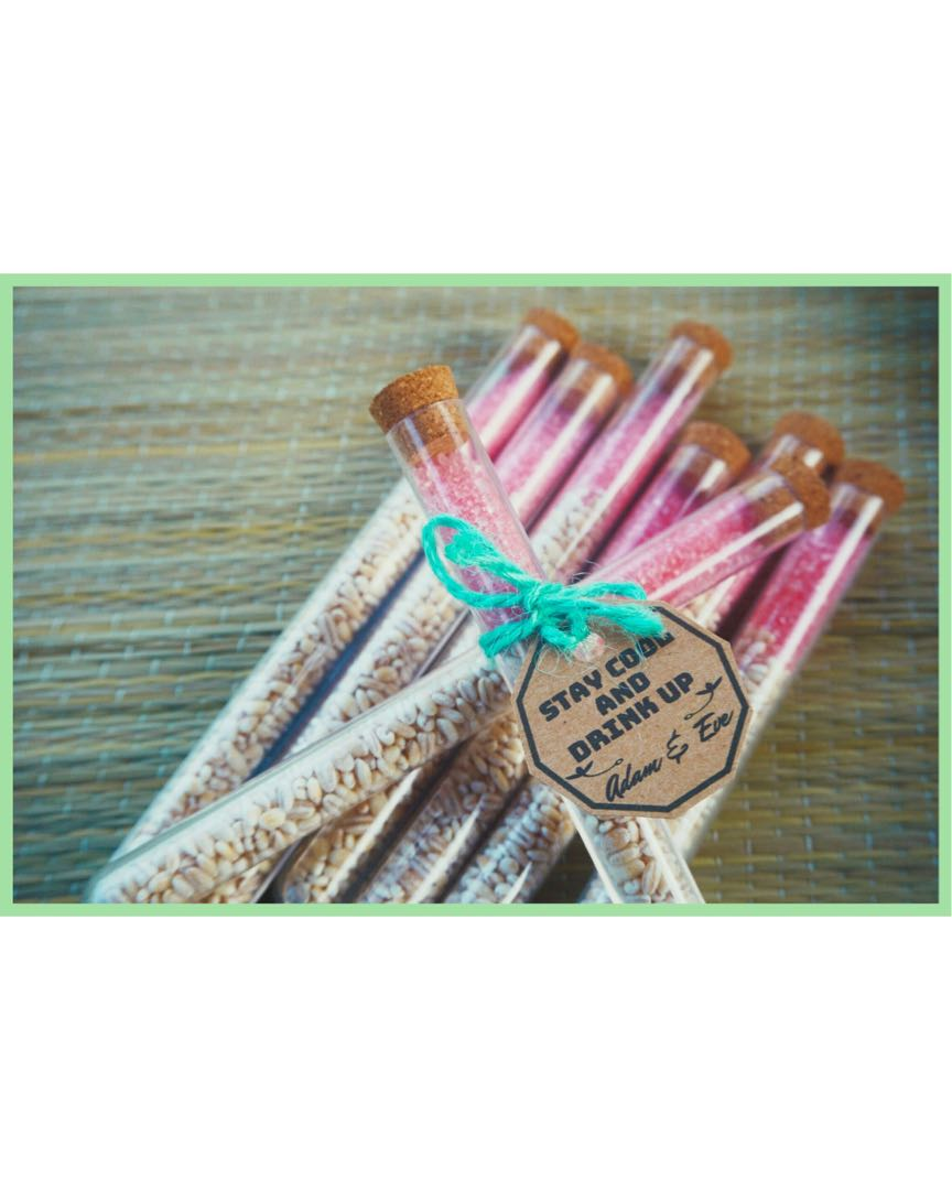 Berkat/Doorgift/Wedding Favors.