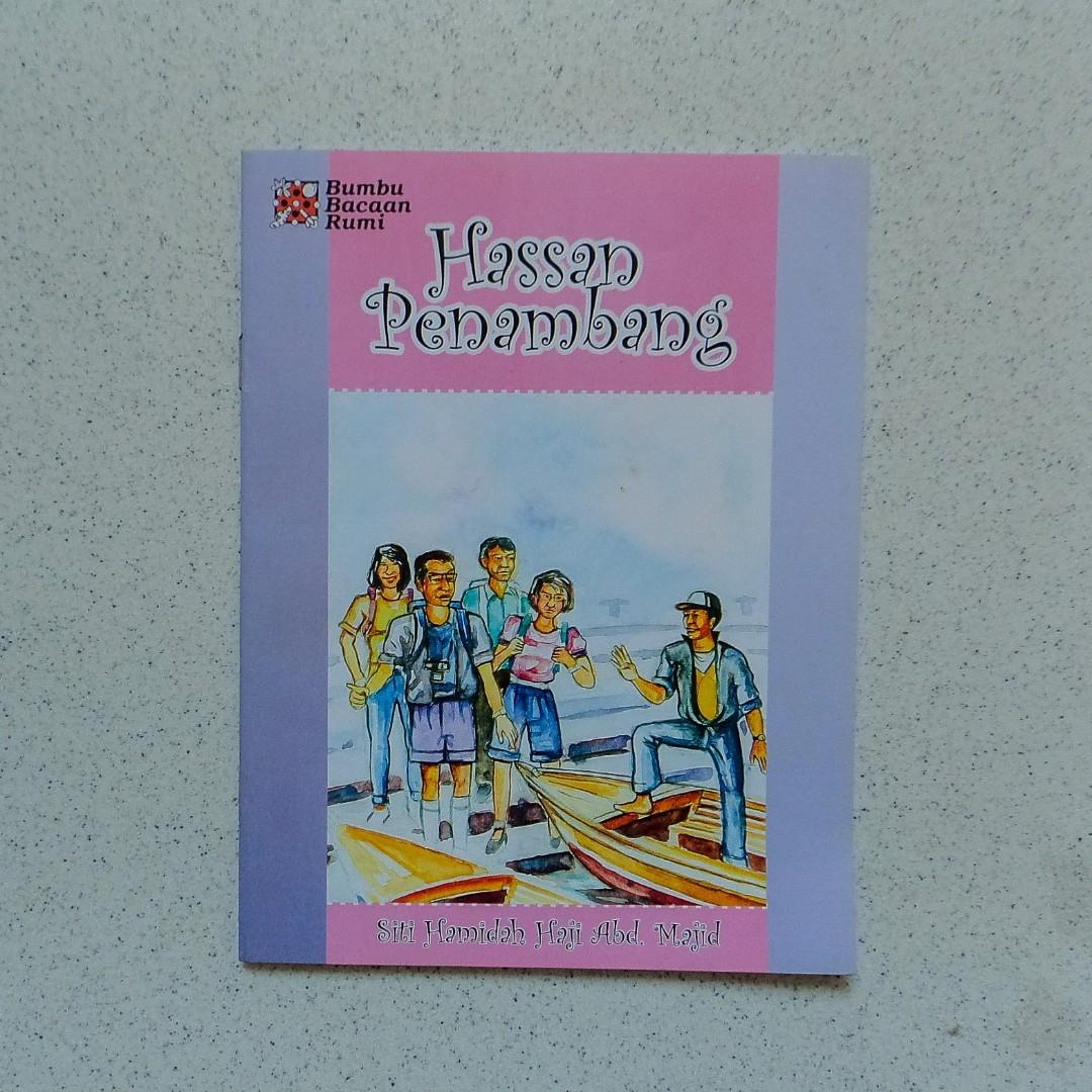 Bahasa Brunei storybooks for kids 👦👧