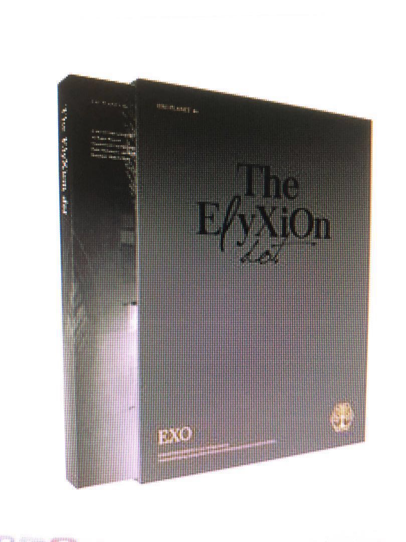 EXO The ElyxionDOT DVD