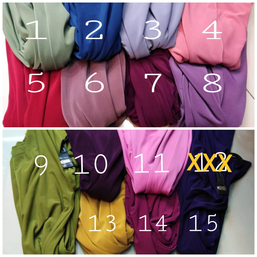 OPENING PO ORDER FOR TUDUNG SARUNG JE