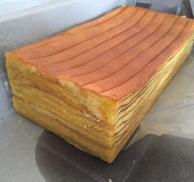 cny homemade layer cake